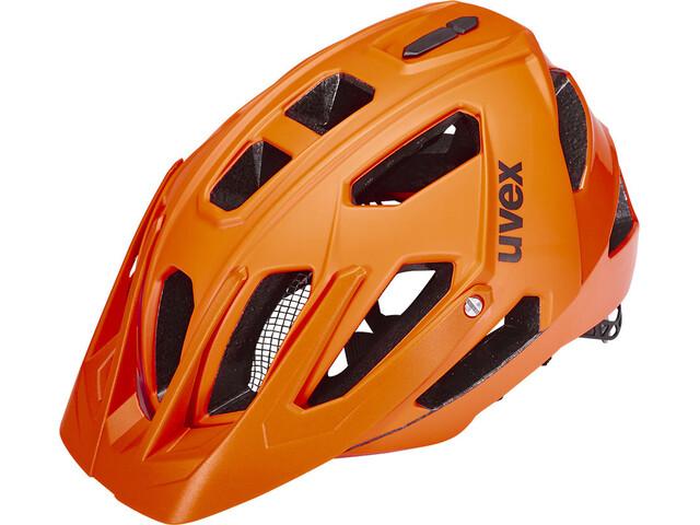 UVEX quatro Kask pomarańczowy